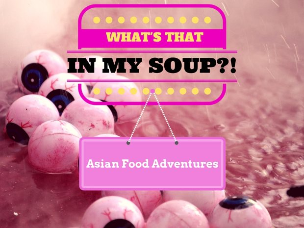 Scary Food In Asia