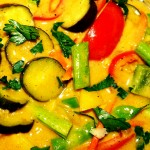 Vegetable Curry: perfection