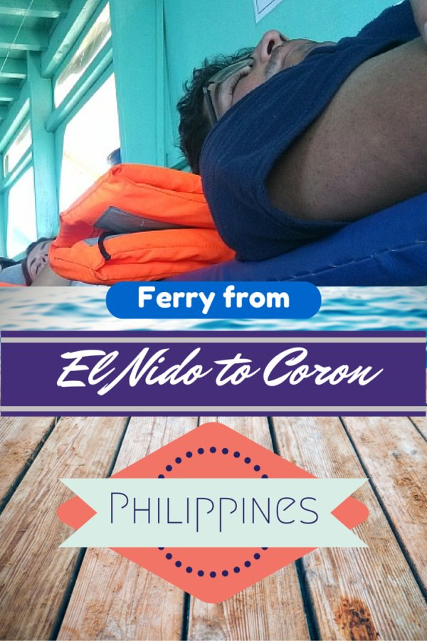 Taking the ferry from El Nido to Coron in Palawan Philippines? You need these 5 essential travel tips!