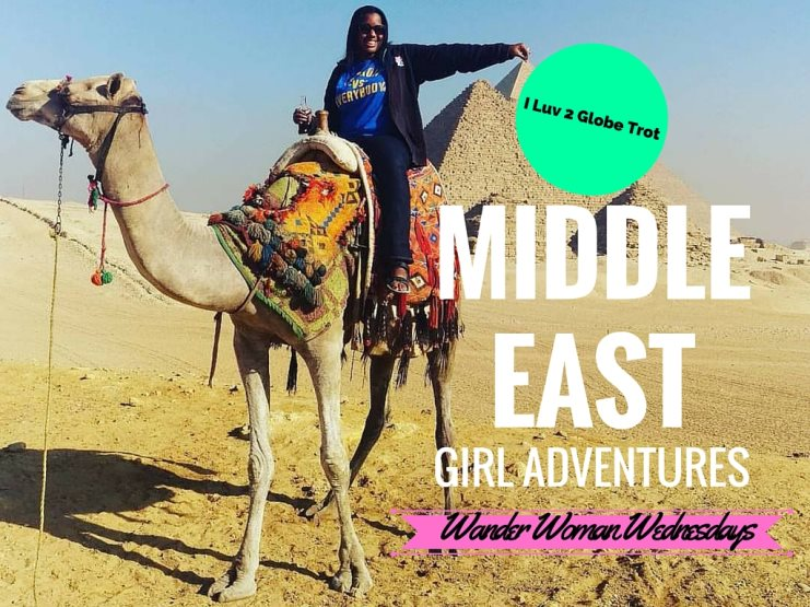 Globe Trotting, Travel Blogging And Teaching English In The Middle East! Find out how girl's like Nicole do it!