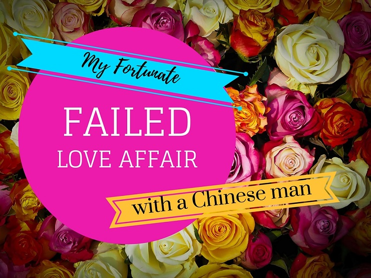 A true tale of a disastrous failed love affair dating a Chinese bad boy