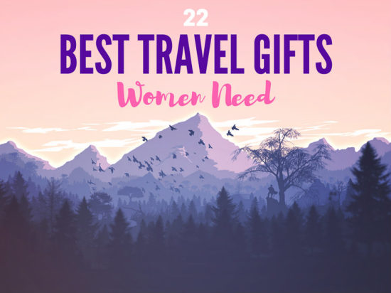 best travel gifts women