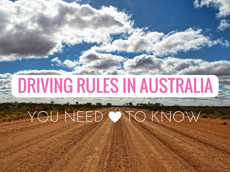 Driving Rules In Australia Your Need To Know