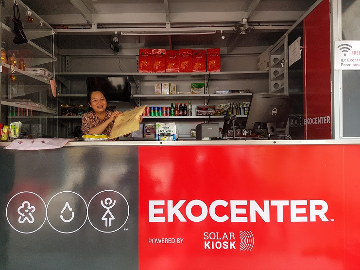 What Is Ekocenter