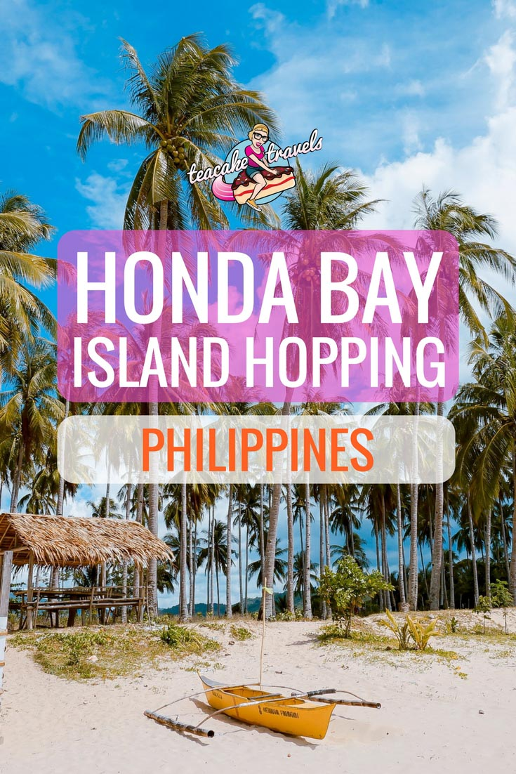 Honda Bay Island Hopping