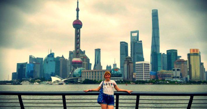 In China Teach English