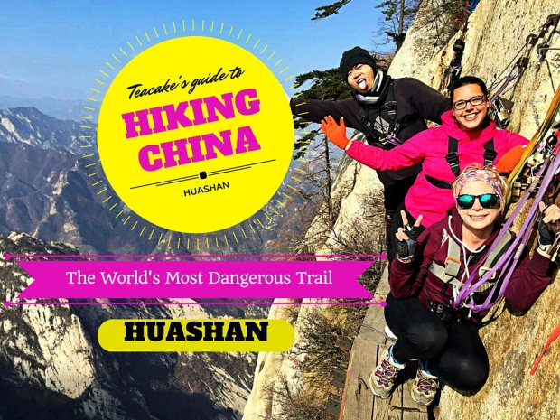 Hiking The Worlds Most Dangerous Trail Huashan China