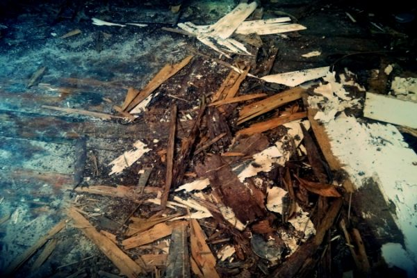 Matinloc Island Mansion floor