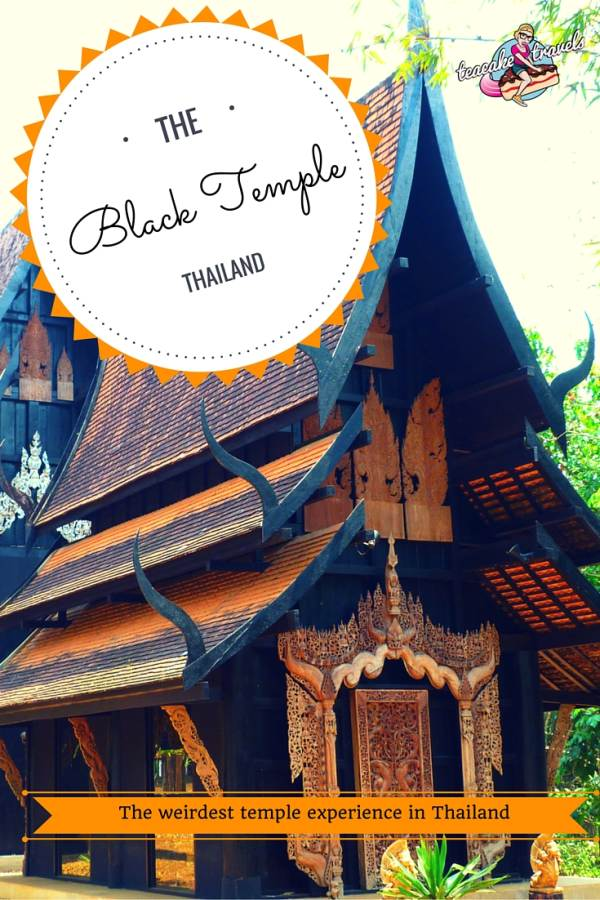 The Black Temple Chiang Rai Thailand