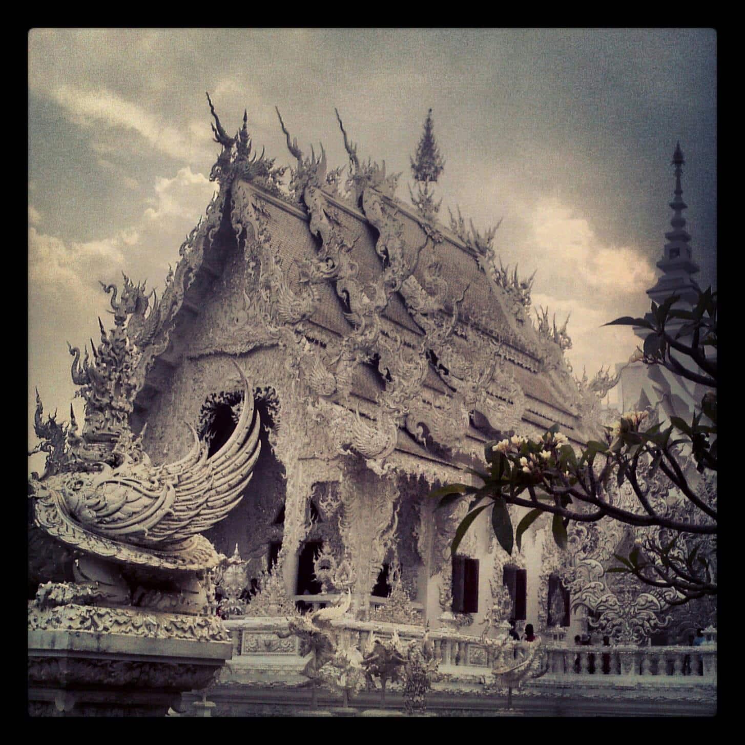 Wat Rong Khun Thailand Chiang Rai