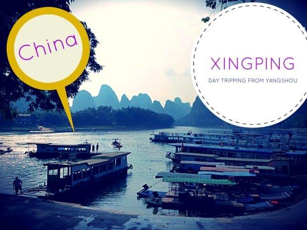 Daytripping from Yangshou Xingping Village