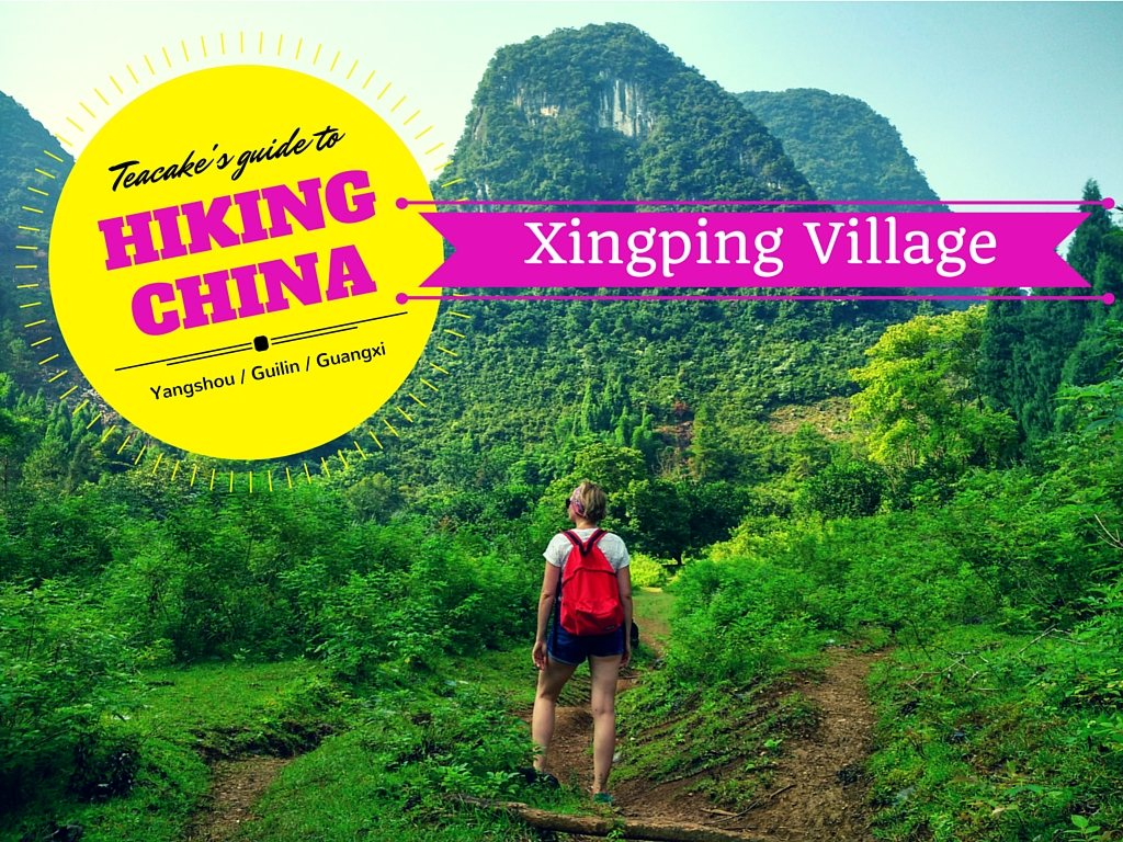 Two Hikes in Xingping China You Cannot Miss