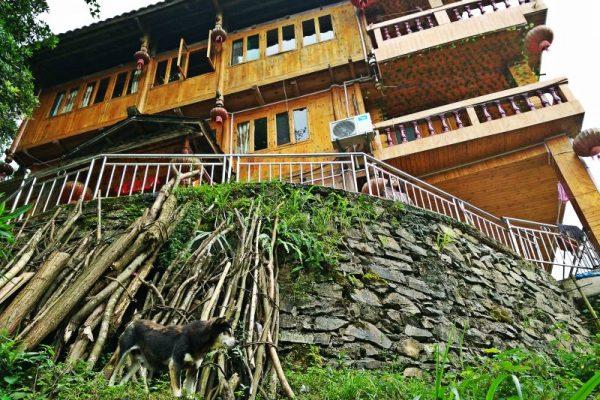Tiantouzhou House