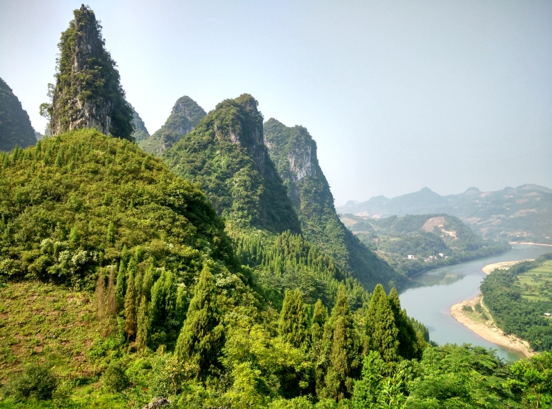 Xingping Fishing Village Hike