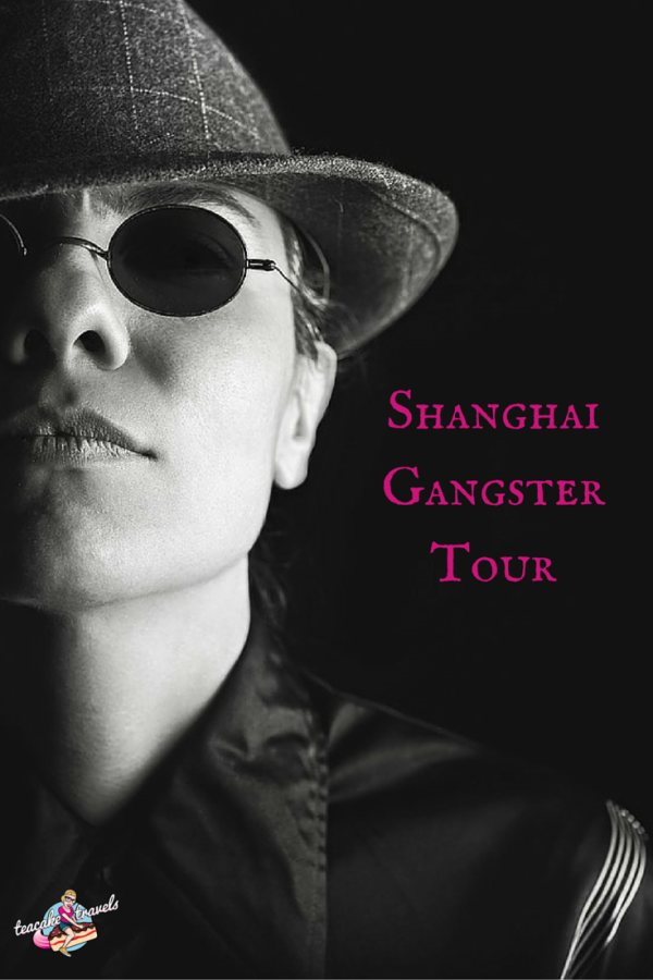 Experience a completely different side of Shanghai China with The Shanghai Gangster Tour!