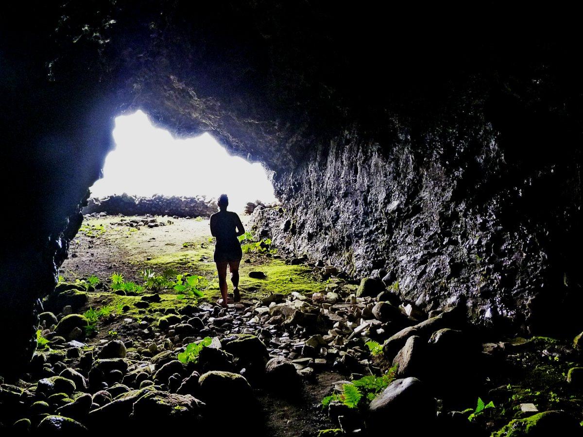 Lanyu Island Cave Church