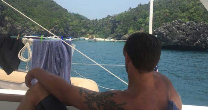 Thailand Boat Sinking