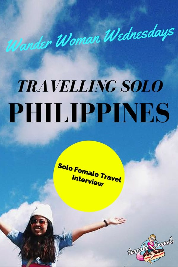 Traveling Solo in the Philippines and how to kick ass at it!