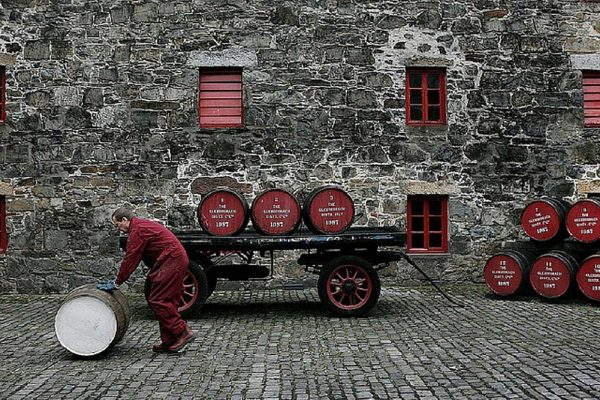 whiskey tour Edinburgh