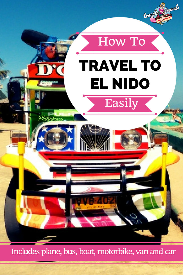 How To Travel To El Nido
