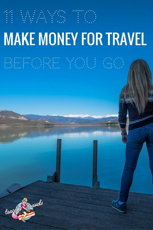 Make Money For Travel