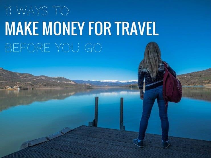 make money for travel
