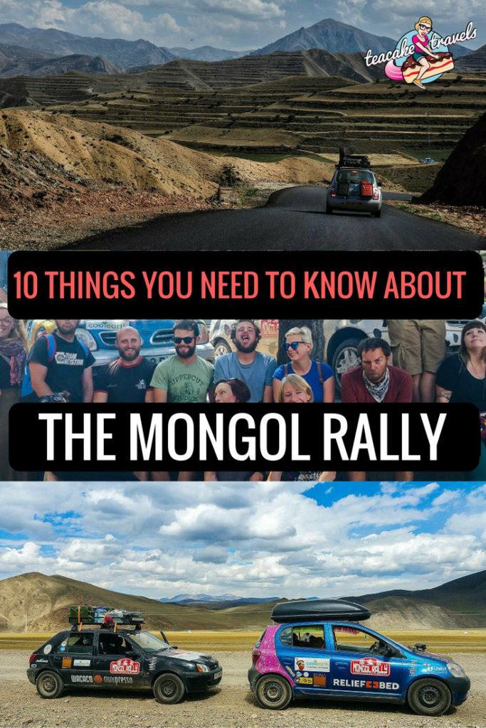 adventurists mongol rally
