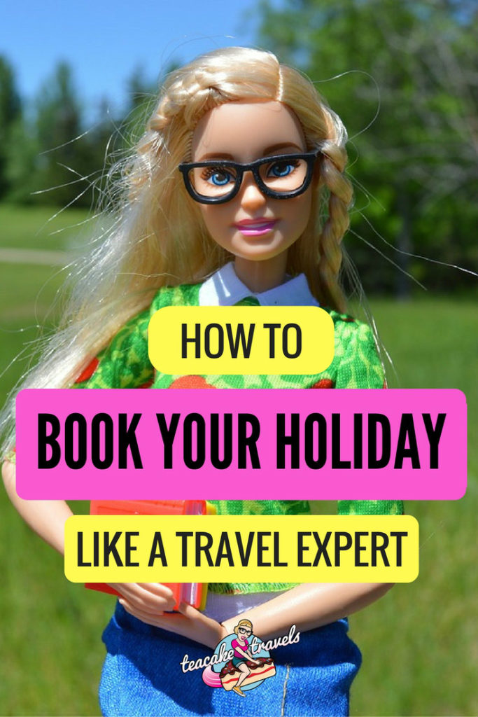 Holiday Booking Hacks