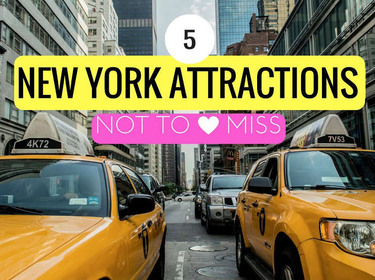 new york new york attractions