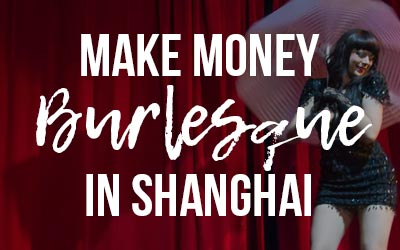 Make money from Burlesque