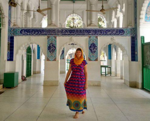 Bangladesh solo female travel
