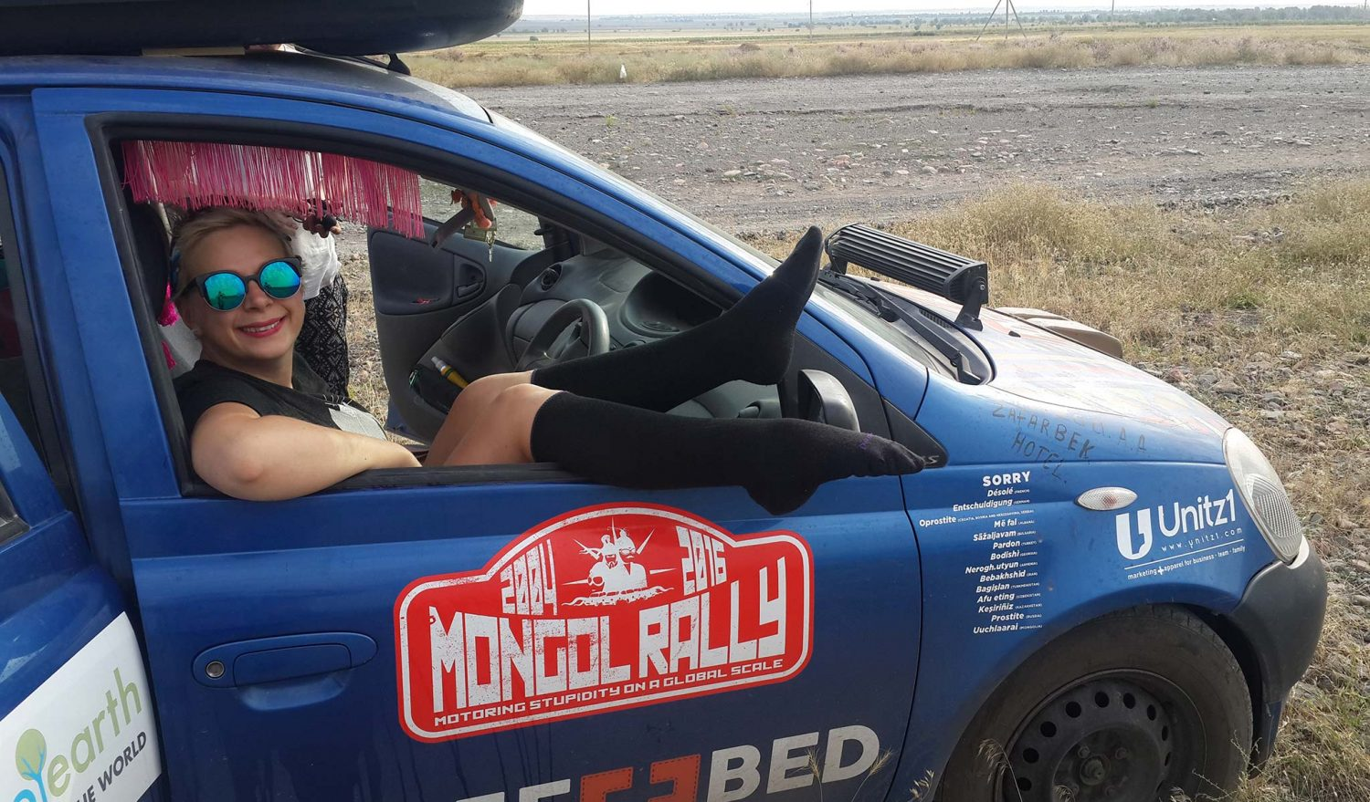 Mongol Rally We Live