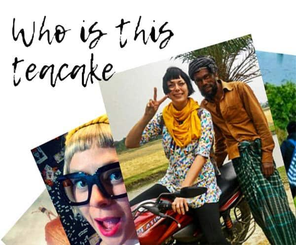 Who is Teacake?