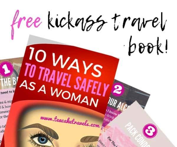 Free Travel Book