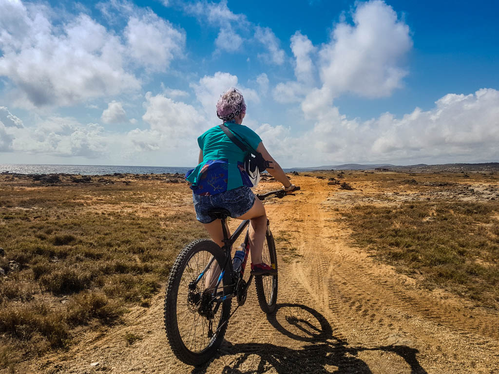 Aruba Active Vacations Bike Tour