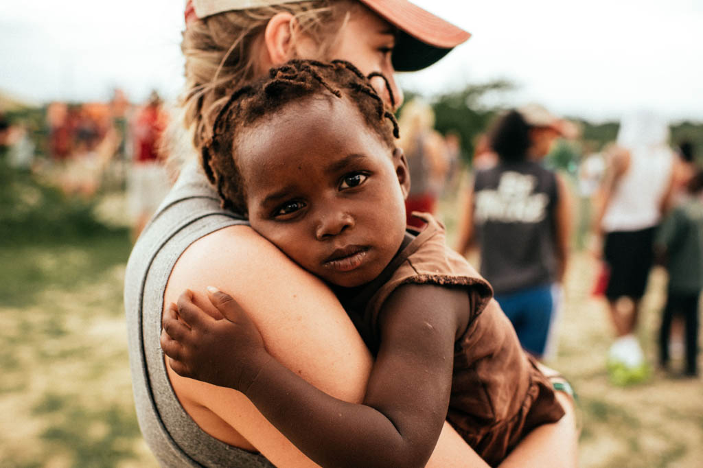 Volunteer in Africa for free and really make a difference to the communities' lives