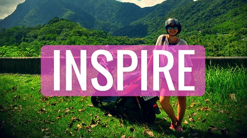 Be Inspired to Travel