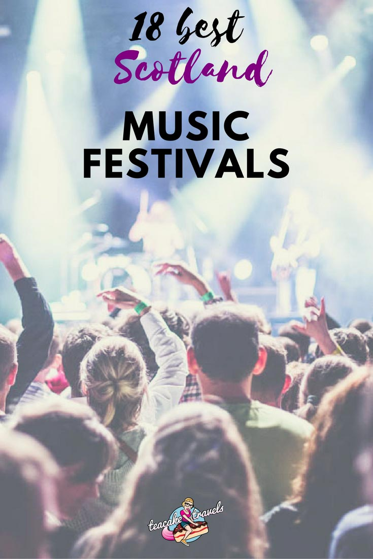 Best Music Festivals in Scotland