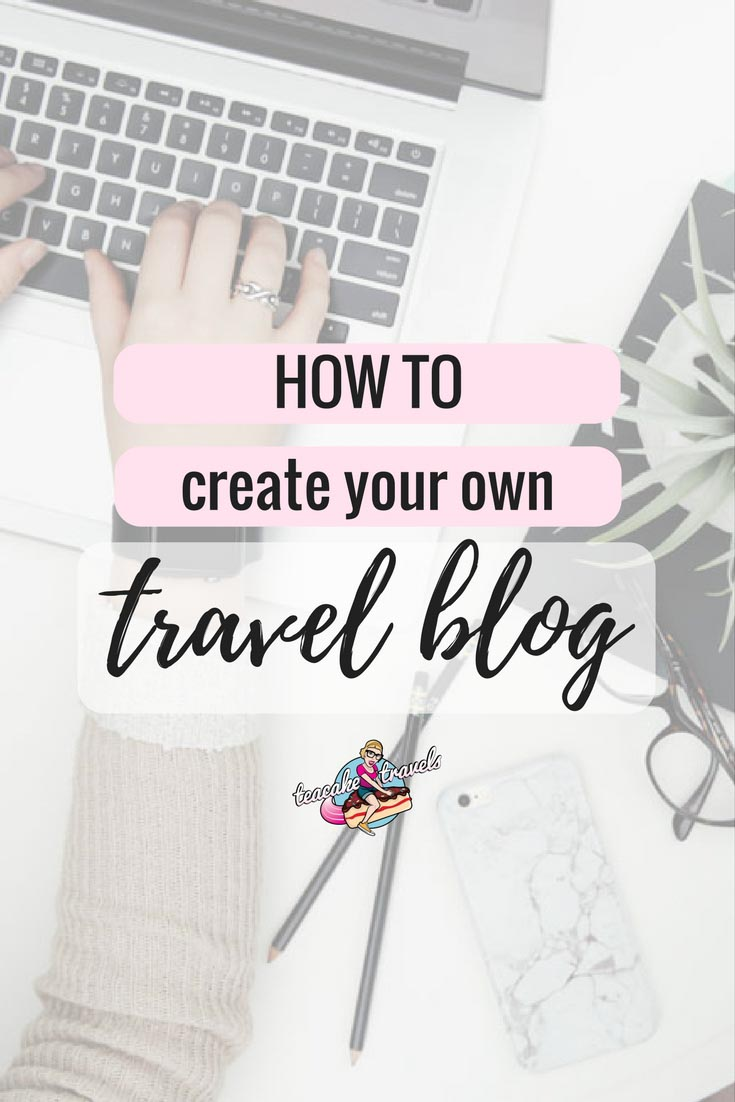 Want to learn how to create your own travel blog? You're in the right place! I've made what can appear to be an overwhelming process an easy step-by-step one. Grab a cup of tea and let's start your new travel blogging adventure together. We've got this!