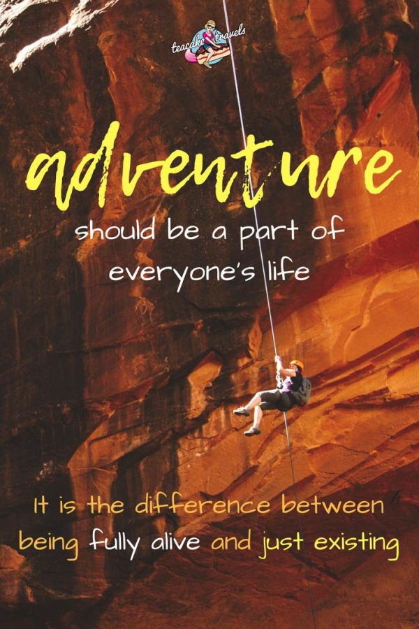 Inspirational Solo Female Travel Quotes by Women on adventure. strength and being kickass