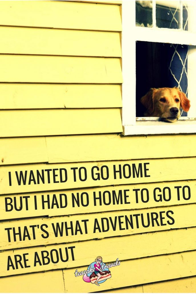 "Inspirational Solo Female Travel Quotes by Women on adventure. strength and being kickass: ""I knew then that I wanted to go home, but I had no home to go to – and that is what adventures are all about"" -  Trina Schart Hyman"