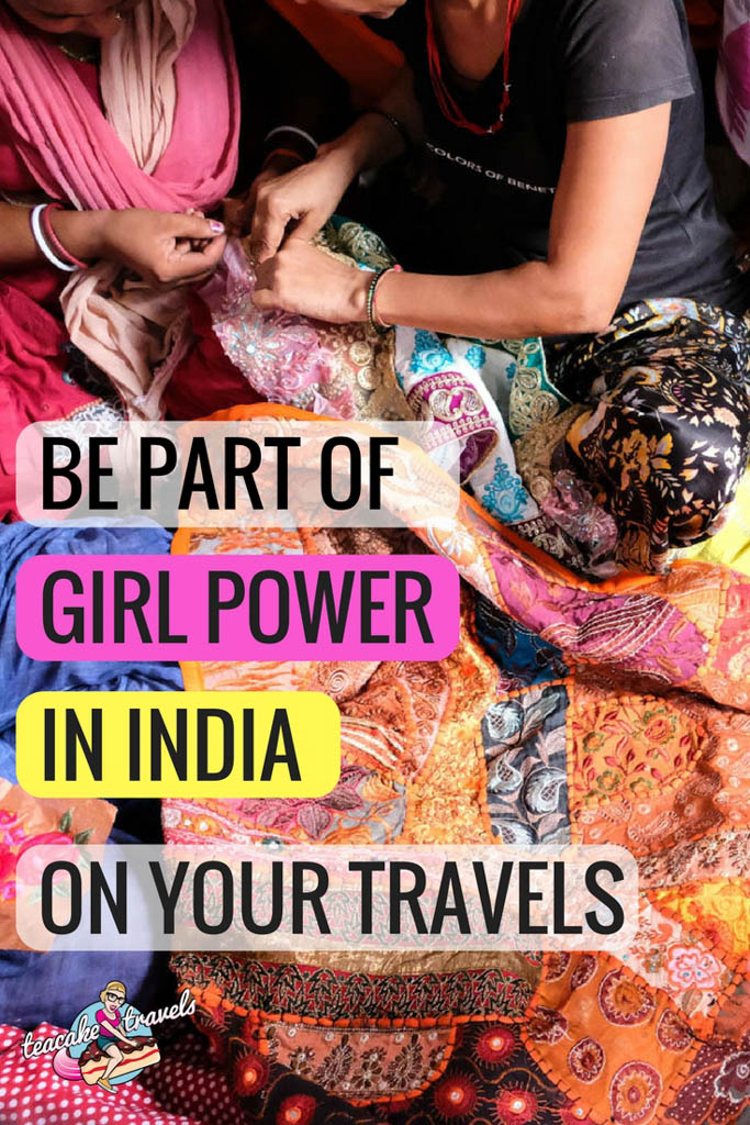 Women empowerment in India is happening, and you can be a part of it! Discover how Hands on Journeys, an empowerment tourism company, are changing the lives of women in India whilst guiding travelers through the Golden Triangle of Delhi, Jaipur and Agra. See the Taj Mahal, Agra Fort and Jantar Mantar and empower women at the same time. This group tour in India is like no other