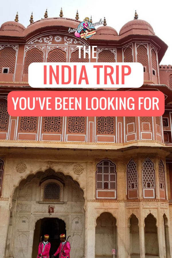 The India Trip You've Been Looking For with Hands on Journeys
