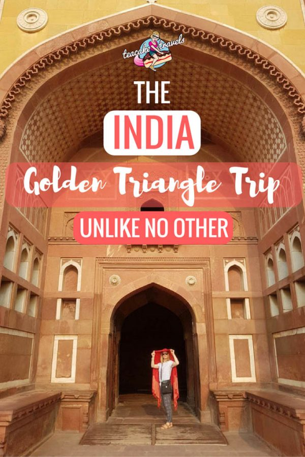 The India Golden Triangle Trip Unlike No Other