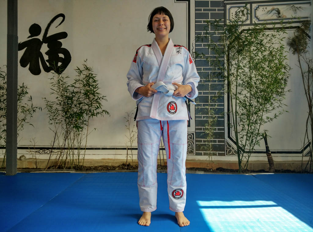 Jiu Jitsu China Self Defense