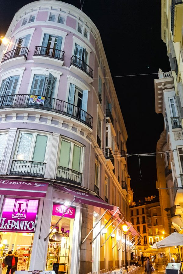 One Day in Malaga