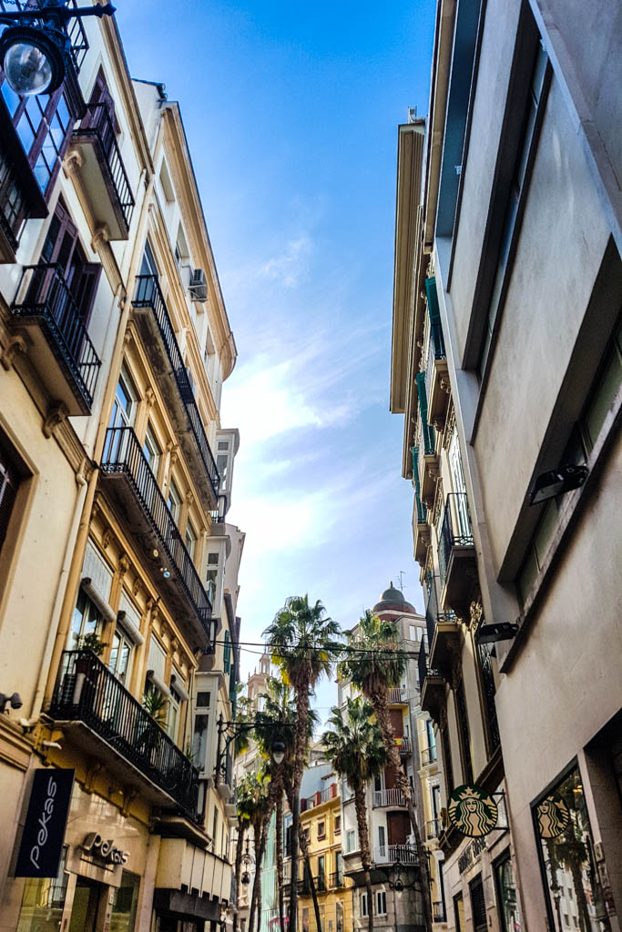 One Day in Malaga