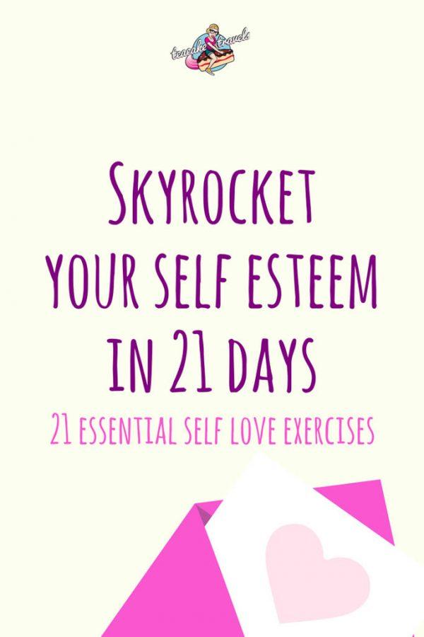 Skyrocket your self esteem
