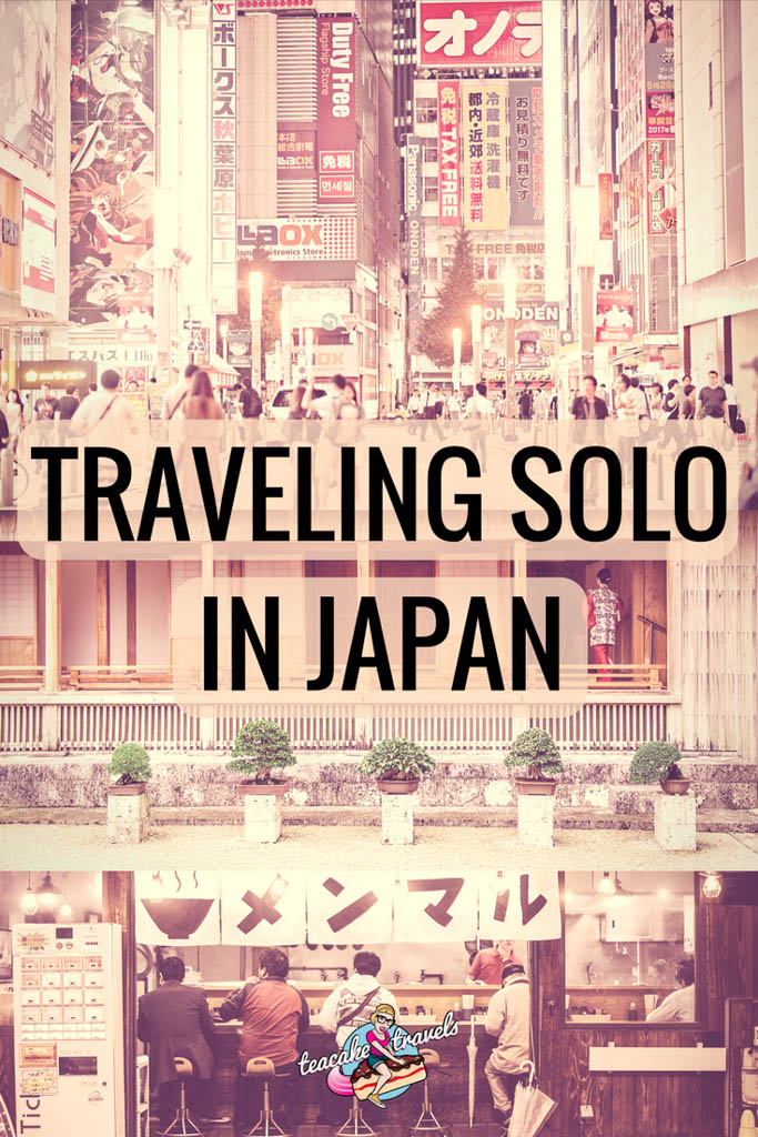 Traveling Solo in Japan