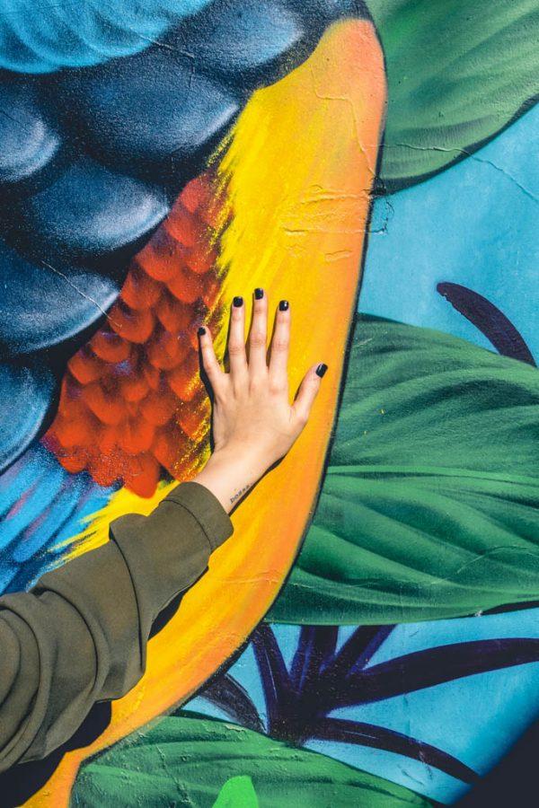 Female Graffiti Artists